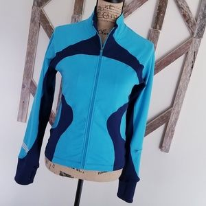 Adidas climacool zip up jacket size small